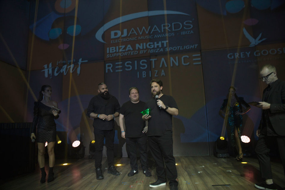 2018: 21st Edition (Disco) – DJ Awards 22nd Edition